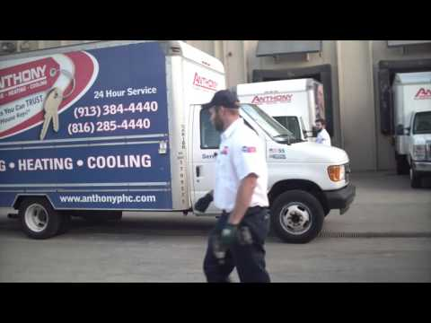 Opportunity Begins at Anthony Plumbing, Heating & Cooling