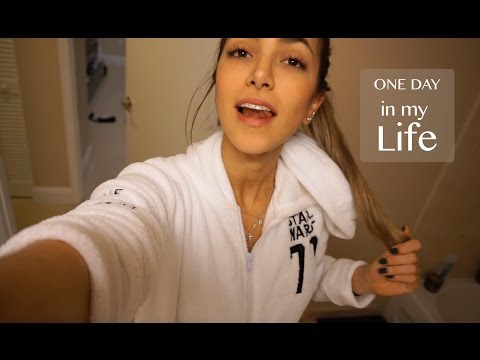ANLLELA SAGRA | A normal day in my life
