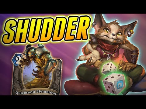 Quite Good So Far! | Shudderwock Shaman | Wild Hearthstone Saviors Of Uldum