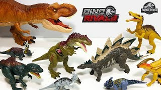 new-mega-dinosaur-toys-collection-for-kids-dino-rivals-toys-from-jurassic-world-fallen-kingdom