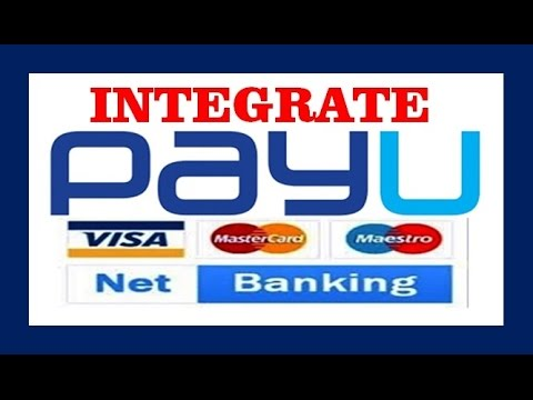 how to integrate payu payment gateway with your website