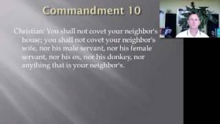 10 Commandments Or Spirituality #14.mov