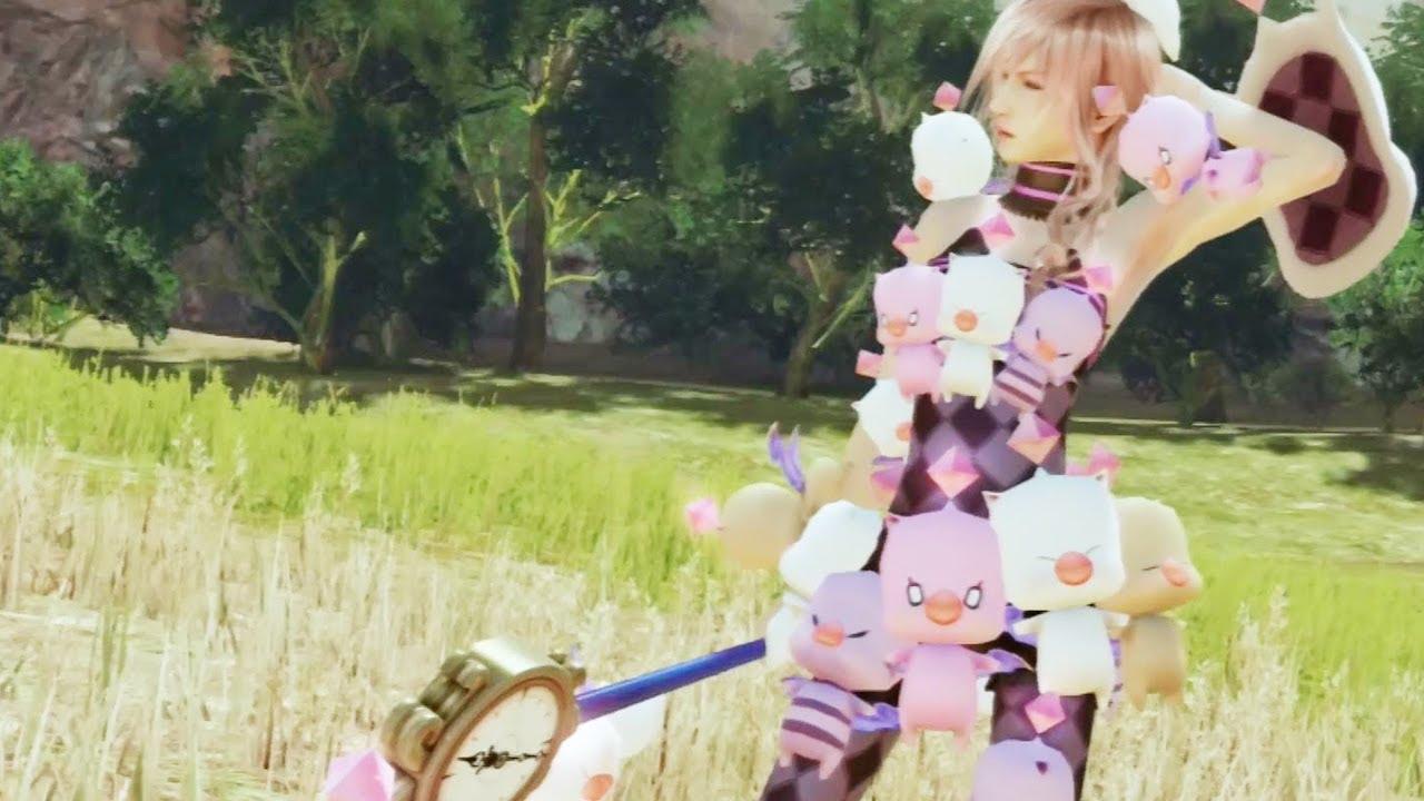 Lightning Returns Wallpaper Hd Lightning Returns Final Fantasy Xiii Moogle Lover