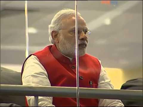 PM Modi congratulates ISRO chief K. Radhakrishnan