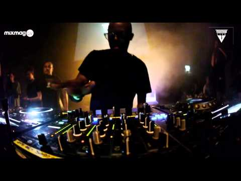Black coffee at Mixmag Live (Highlights) 2015