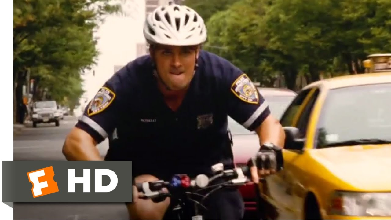 Download Premium Rush (2011) - Bicycle Police Chase Scene (4/10) | Movieclips