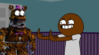 Five Nights at Freddy's 4 ANIMATED