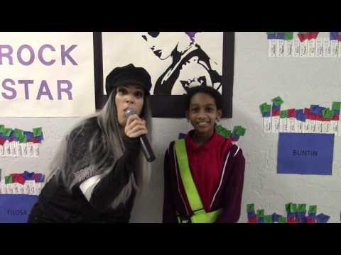 Madame Interviews iReady RockStar Girl CTE