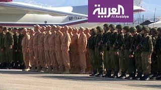 مطار ايراني في قلب سوريا