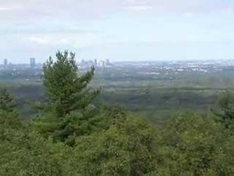 Blue Hills Panorama