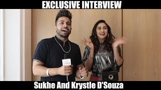 EXCLUSIVE Chat With Krystle D'Souza And Sukhe | MAKING OF I Need Ya Song | Sony Music India