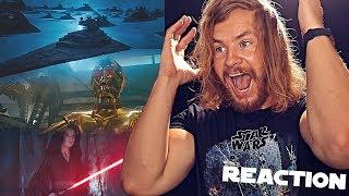 Rise of Skywalker D23 TRAILER REACTION