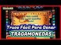 TRUCO FÁCIL PARA GANAR EN LAS TRAGAMONEDAS DEL CASINO ► Técnica Número 2