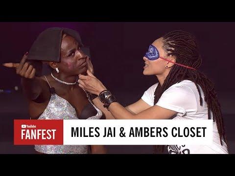Miles Jai & Ambers Closet @ #YouTubeBlack FanFest Washington D.C. 2017
