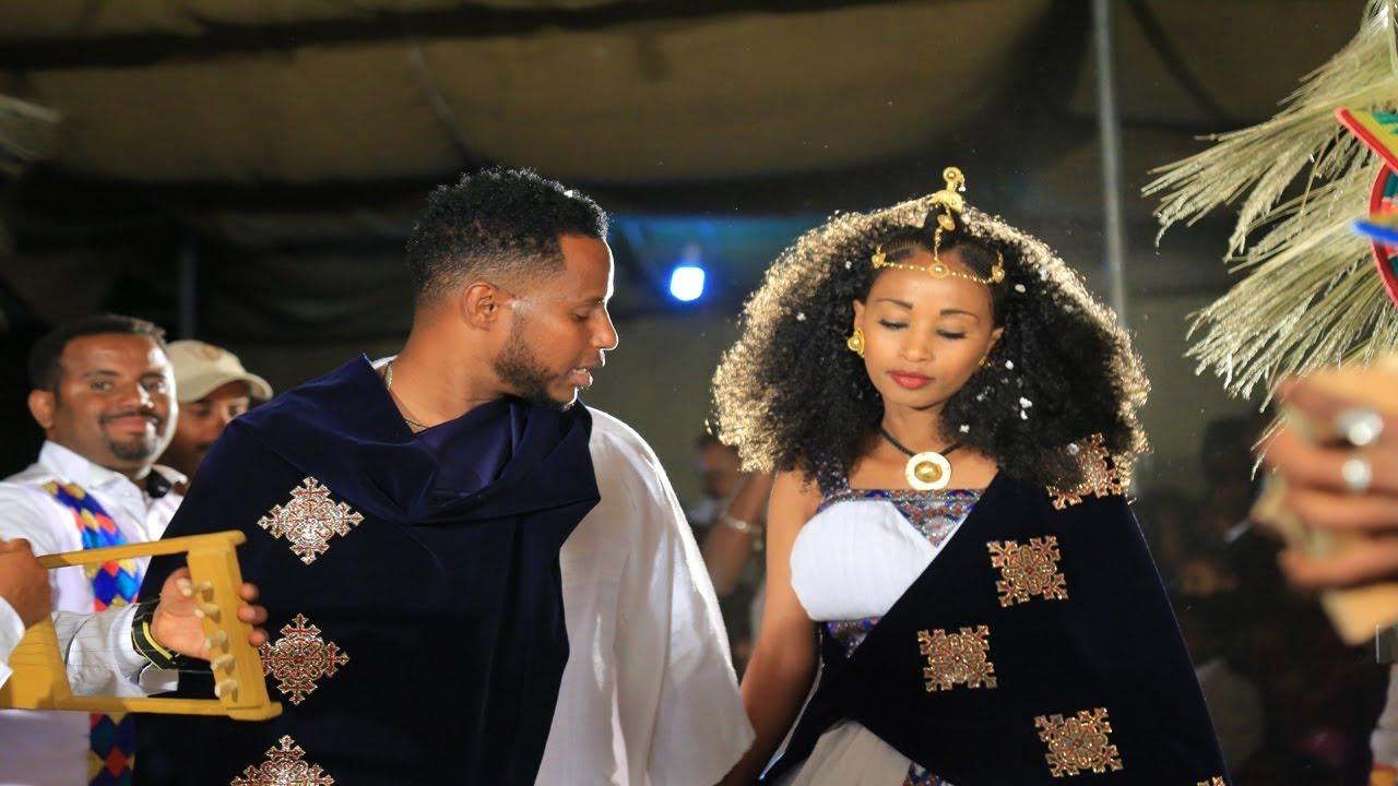 Ethiopian best, amazing beautiful wedding, Tigray Adwa, 2019. Yared & Winta ሻምበል   Dejat Miki