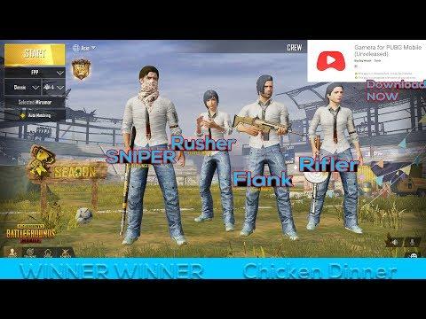 Aaj khao Chicken ki SABJI - PUBG MOBILE mai - Download gamera APP