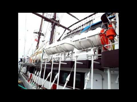 VN-VIETNAM NAVY FIRST TIME WELCOME SAILING VESSEL BUILT IN POLAND