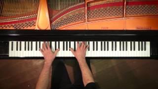 Schubert Impromptu Op.90 No.3 P. Barton FEURICH 218 piano
