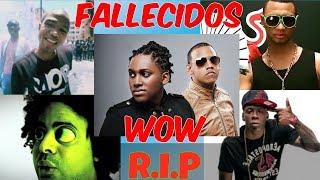 5 ARTISTAS DOMINICANOS QUE FALLECIERON , MUSICALMENTE MUERTOS .