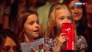 Алина 2017. Фестиваль детской художественной гимнастики.