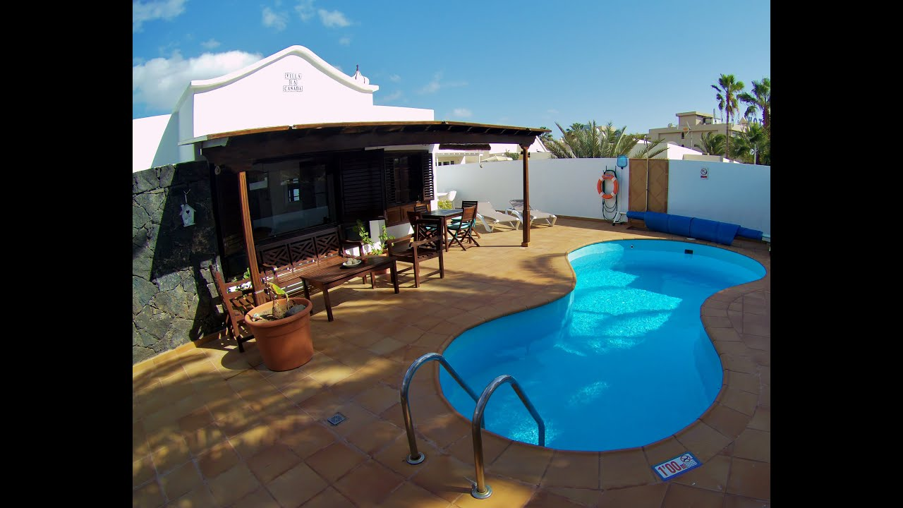Beautiful 3 Bedroom Villa With Private Swimming Pool For