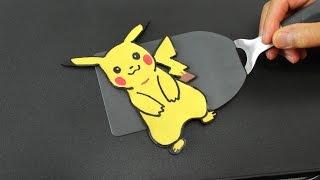Pancake Art - Pokemon Pikachu by Tiger Tomato
