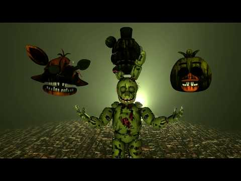 (SFM FNAF) Panic! At The Disco  Emperor's New Clothes NateWantsToBattle