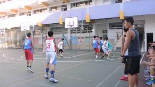 五旬節中學 VS 九龍文理書院 (24.09.2015) 乙