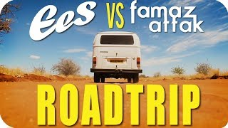 "EES vs. Famaz Attak - ""Roadtrip"" (official music video)"