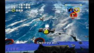 Sonic Heroes Playthrough Part 48-Egg Armada