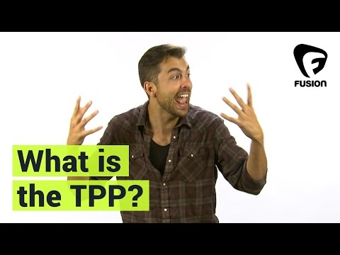 What the hell is the Trans Pacific Partnership (TPP)?