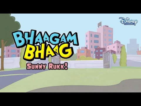 Download Bhaagam Bhaag Episode 6- Funny Hindi Cartoon  For Kids - Disney India