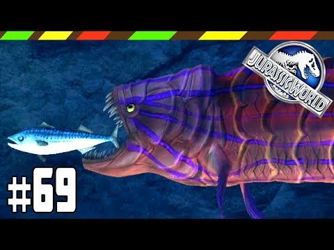 GILLICUS MAXED - Jurassic World The Games | Khủng Long Bạo Chúa Chiến Đấu 69 | DCTE VN