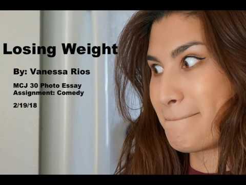 Mcj30-8a Tth  Vanessa Rios: Losing Weight  Photo Essay