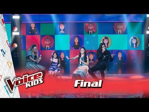 Finalistas cantam 'Sonífera Ilha' na FINAL – 'The Voice Kids Brasil'  3ª Temporada