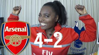 ARSENAL 4-2 SPURS| NORTH LONDON IS RED. PREMIER LEAGUE ROUND UP