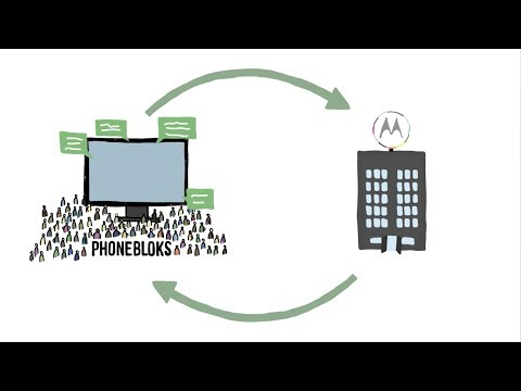 New Phonebloks video talks about collaboration with Motorola