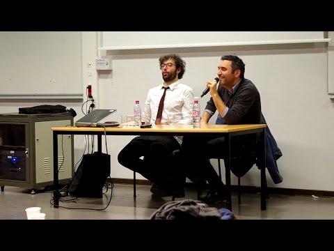 Ritals à la  Sorbonne (en français)