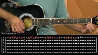 Três Lados - Skank (aula de violão completa)