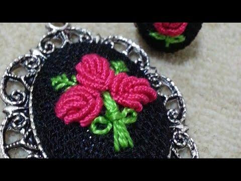 Etamin Kolye | Fragman | Embroidery | Watch, Subscribe and Do it Yourself! -8