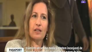 Avital Leibovich  terrorism expert .Director of the American Jewish Committee (AJC) in Israel