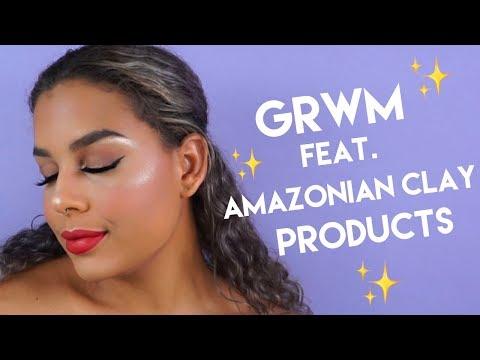 GRWM feat. Amazonian clay | tarte tutorials thumbnail