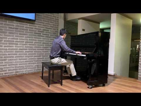 Daniel Ho - Ballade No. 1 In G Minor, Op. 23
