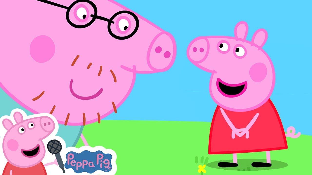 Johnny Johnny Yes Papa Featuring Peppa Pig   Peppa Pig Songs   Nursery Rhymes + Kids Songs