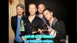 Coldplay-Death and all his friends. (Sub. Español- Ingles)
