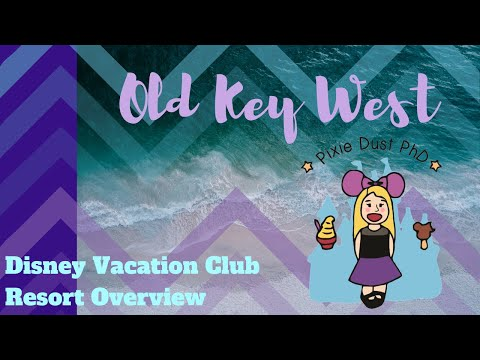 Disney Vacation Club: Old Key West Fast Facts | Disney DVC OKW Home Resort Need to Know Information