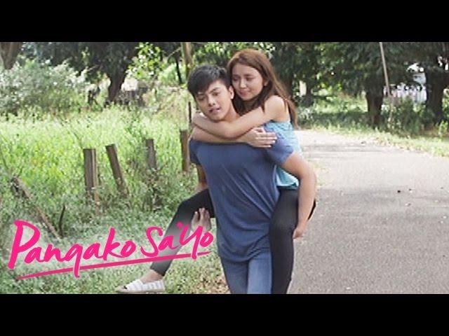 Pangako Sa'Yo: Happy together