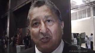 Frank Espinosa Manager To Boxing Champs
