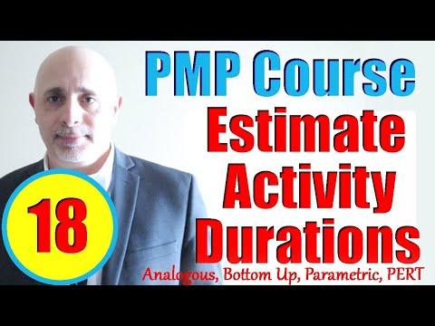 estimate-activity-durations-process-|-pmp-exam-prep-training-videos