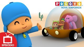 Pocoyo - Ainda falta muito? (S04E14) NOVOS EPISÓDIOS